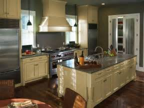 Painting Ideas For Kitchen Cabinets Painted Kitchen Cabinet Ideas Hgtv