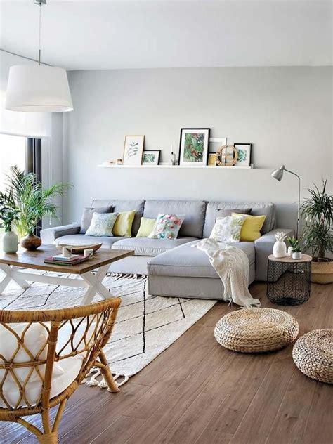 sala de estar estilo minimalista casa  decoracion