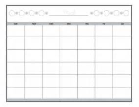 free calendars by month you can write in calendar