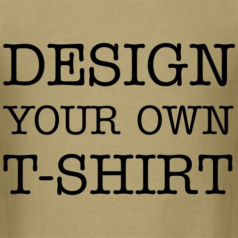 how do you make your own t shirt design at home design