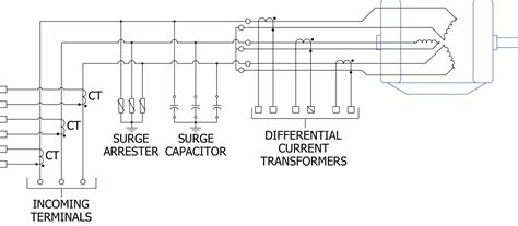 transformer separated winding electronic circuit diagram