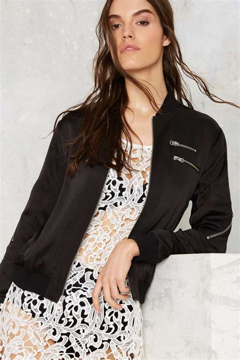 Bomber Galaxy By B Grace i this bomber jacket my style bomber