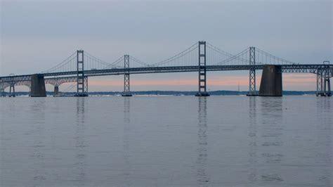boat rs near the skyway bridge breaking news on chesapeake bay bridge virginia beach va