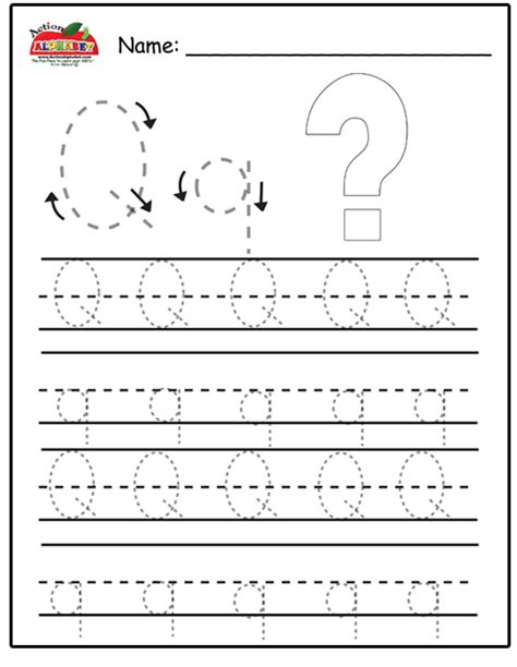 Letter Q Worksheets by Common Worksheets 187 Preschool Letter Q Worksheets