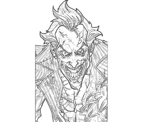 printable coloring pages joker the joker coloring pages coloring home