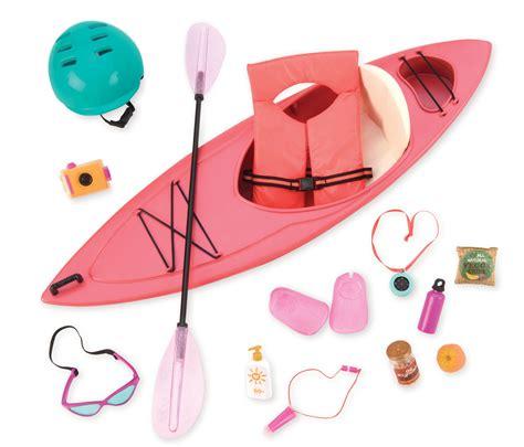 Set Og our generation kayak adventure set from our generation