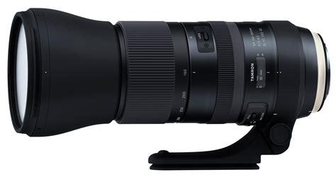 tamron sp 150 600mm f 5 6 3 di vc usd g2 announced