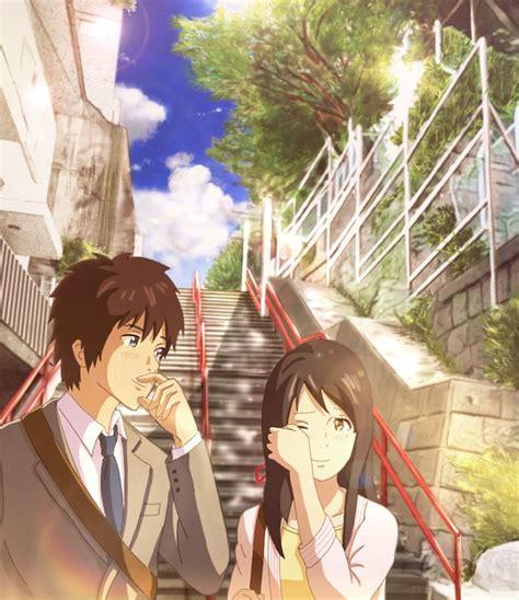 anime kimi no na wa kimi no na wa kimi no na wa pinterest anime manga