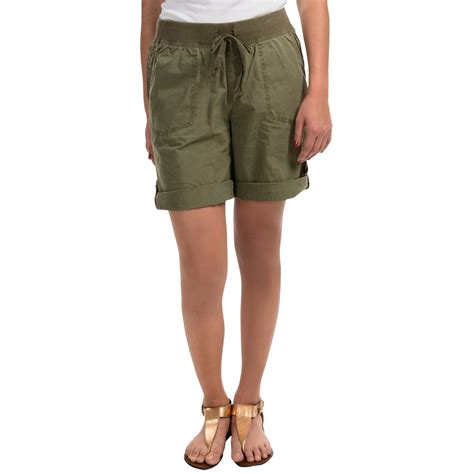 Elastic Waist elastic waist cotton shorts for save 63