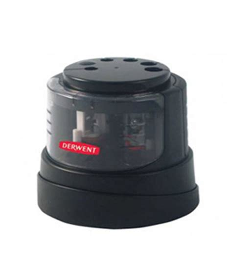 Penghapus Derwent Battery Operated Eraser derwent battery operated eraser sharpener black buy at best price in india snapdeal