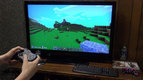 Tv Gaming tv and controller setup asphalt 8 and minecraft gameplay