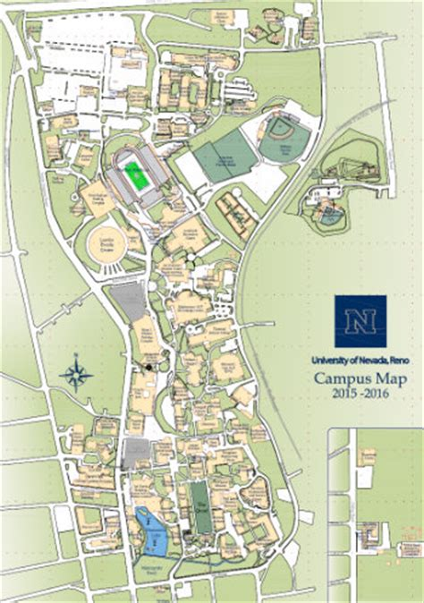 site map university of nevada reno around cus university of nevada reno