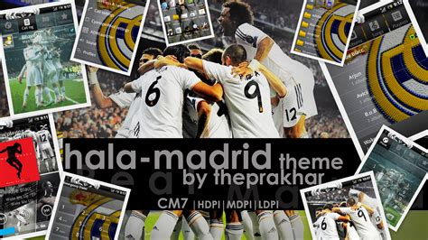 download theme android real madrid real madrid theme for android by theprakhar on deviantart