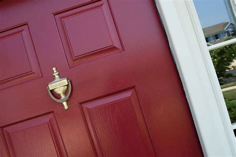 door color cinnamon cherry by behr paint therapy front doors and home