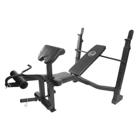 cap barbell bench press cap barbell olympic bench bench presses at hayneedle