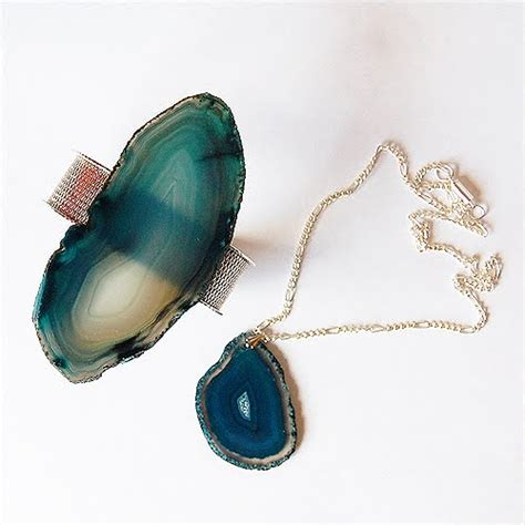how to make agate jewelry the craftinomicon diy agate jewelry