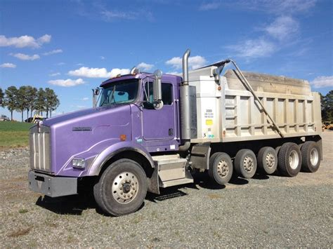 kenworth t800 trucks for sale 2007 kenworth t800 dump trucks for sale 34 used trucks