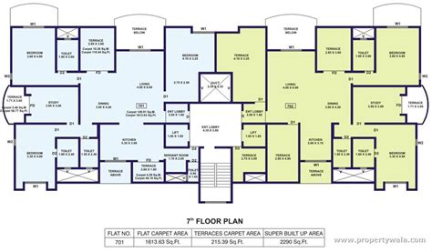 bus terminal floor plan design pride panorama senapati bapat road pune apartment