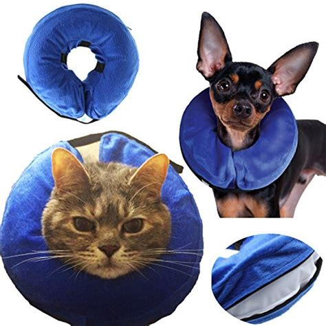 recovery collar annaeye procollar pet e collar for dogs and cats comfortable recovery collar is