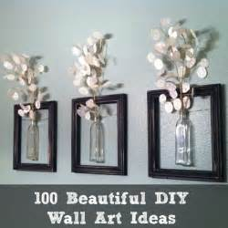 Make Wall Decorations At Home 100 Creative Diy Wall Ideas To Decorate Your Space Beautiful Bathrooms Decor And Home