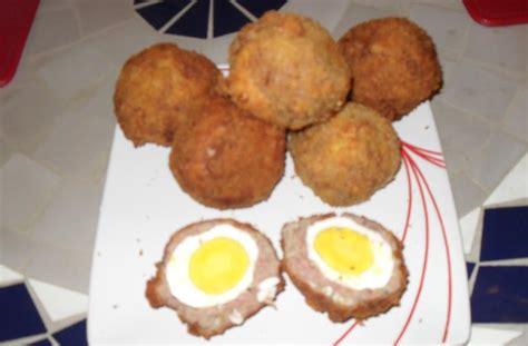 Handmade Scotch Egg - bulgarian recipe s scotch eggs
