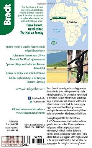 serré en anglais sierra leone guide touristique bradt nostromoweb