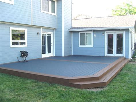 decks and porches decks and patios raleigh nc a new deck and patio using