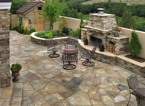 flagstone patio diy tips and ideas the decoras
