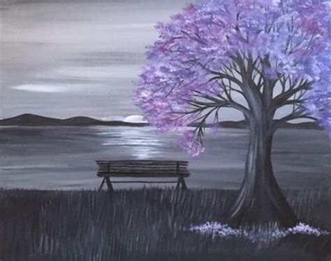 paint nite tree 1686 best images about canvas on best
