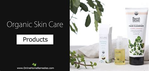 Organic Chemical Free Carefor by Organic Skin Care Products For Healthy And Blemish Free