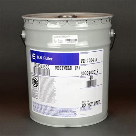 hb fuller resiweld fe7004 epoxy adhesive part a white 48