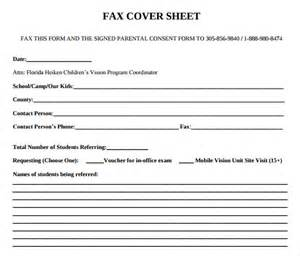 microsoft office fax template sle office fax cover sheet 8 documents in pdf word