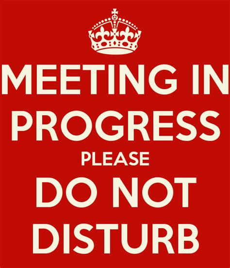 testing in progress please do not disturb wood door hanger