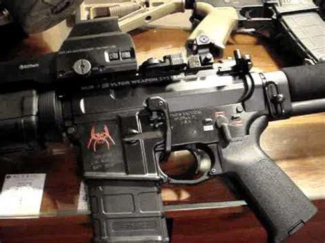 custom ar 15 build, badass zombie killing rifle youtube