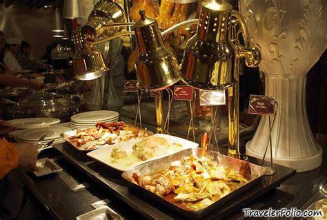 Venetian Macao Resort Hotel Casino Man U Zaia Macau Buffet At Venetian