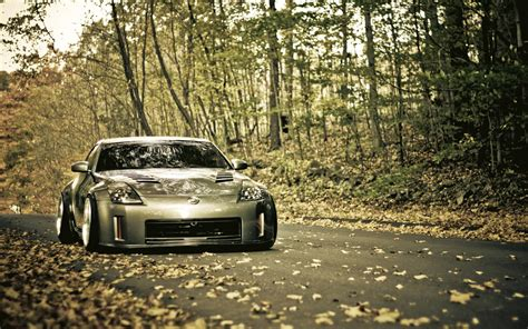 Nissan Car Wallpaper Hd by Nissan 350z Wallpapers Wallpaper Cave