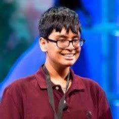 Saya Menon Mba Student by Indian American Boy Karan Menon Won 2015 National