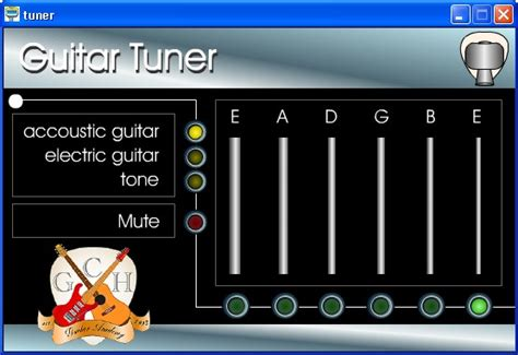 Tuner Gitar free guitar tuner