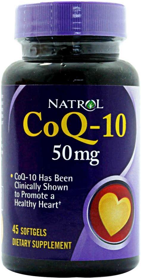 Natrol Coq 10 50mg 30kapsul natrol coq 10 50mg galer 237 a de fotos en zumub