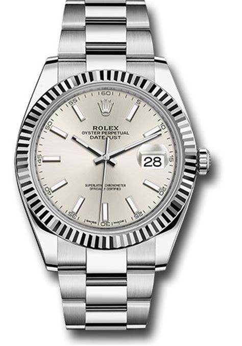 Rolex Datejust 41 Watches From SwissLuxury