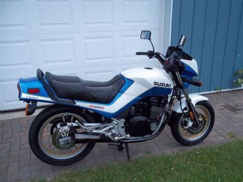 Suzuki Motorcycles Mn Suzuki Gs In Mn For Sale Find Or Sell Motorcycles