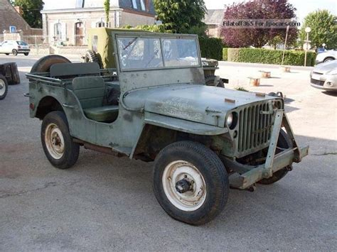 1942 Ford Jeep 1942 Jeep Ford Gpw Gpw 1942 Car Photo And Specs