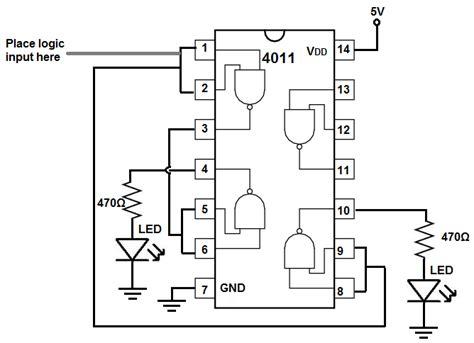 logic gate circuit diagram logic gate ground elsavadorla