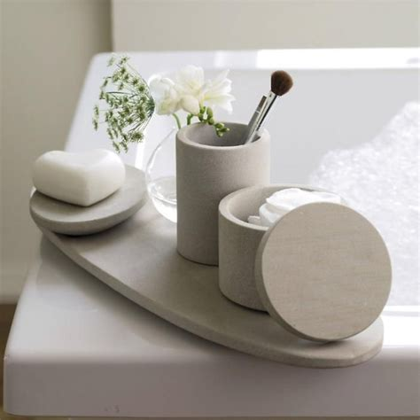 Decorative Bathroom Accessories by 25 Best Ideas About Bath Accessories On