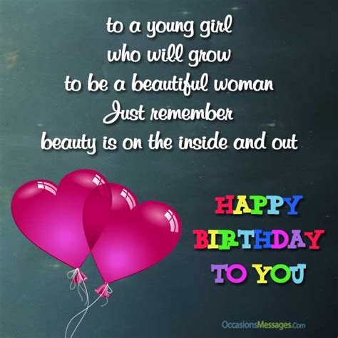 Happy Birthday Younger Wishes Happy Birthday Wishes For Girls Occasions Messages