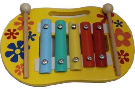 Mainan Edukasi Kayu Kolintang Mini Klasik alat musik kolintang mini fiore