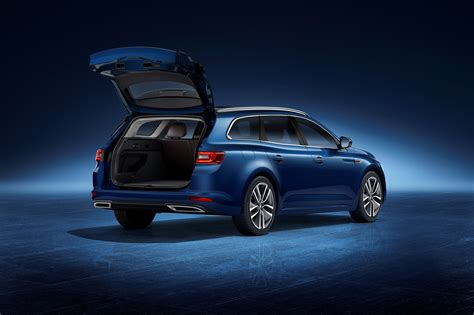 renault talisman estate 2016 renault talisman estate comes with enahced comfort