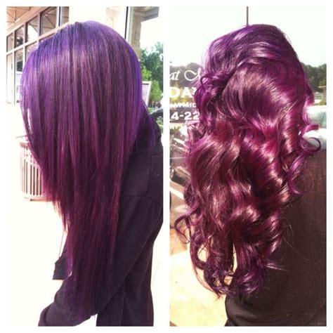 pravana magenta hair color pravana magenta violet on asian hair