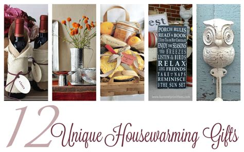 Unique Housewarming Gift Ideas | 12 unique housewarming gifts cherished bliss