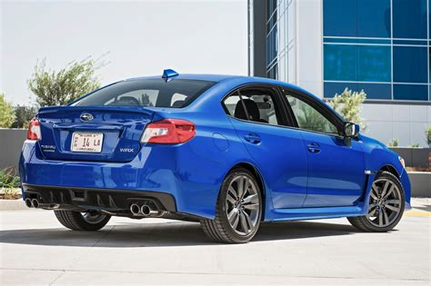 subaru impreza wrx 2016 2016 subaru wrx sedan pricing for sale edmunds